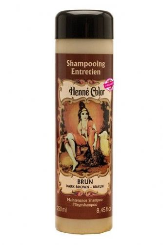 Dark Brown Henna Maintenance Shampoo